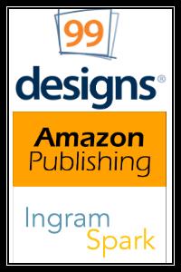 99designs book covers CreateSpace IngramSpark course