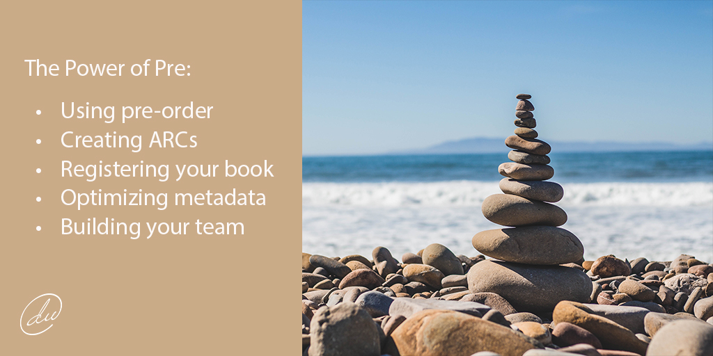 Turbo-Charge Your Book Launch Like a Pro: The 6 Ingredients of a Professional Pre-Launch