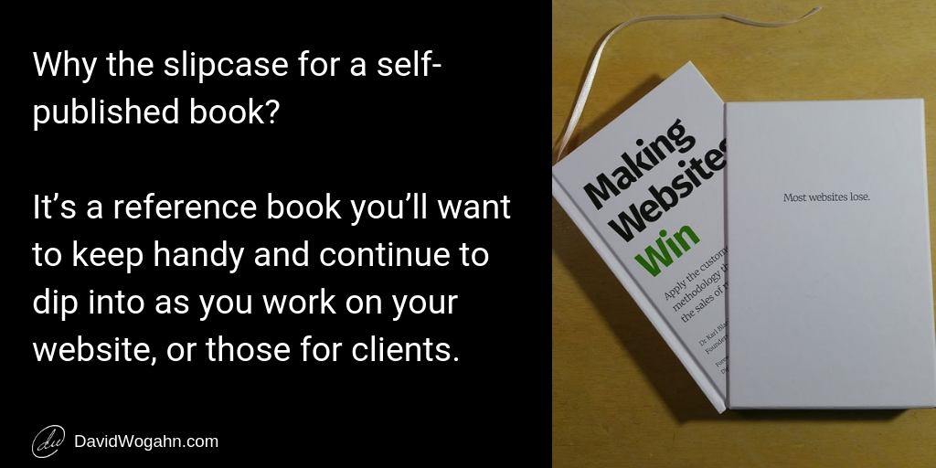 Making Websites Win by Karl Blanks and Ben Jesson